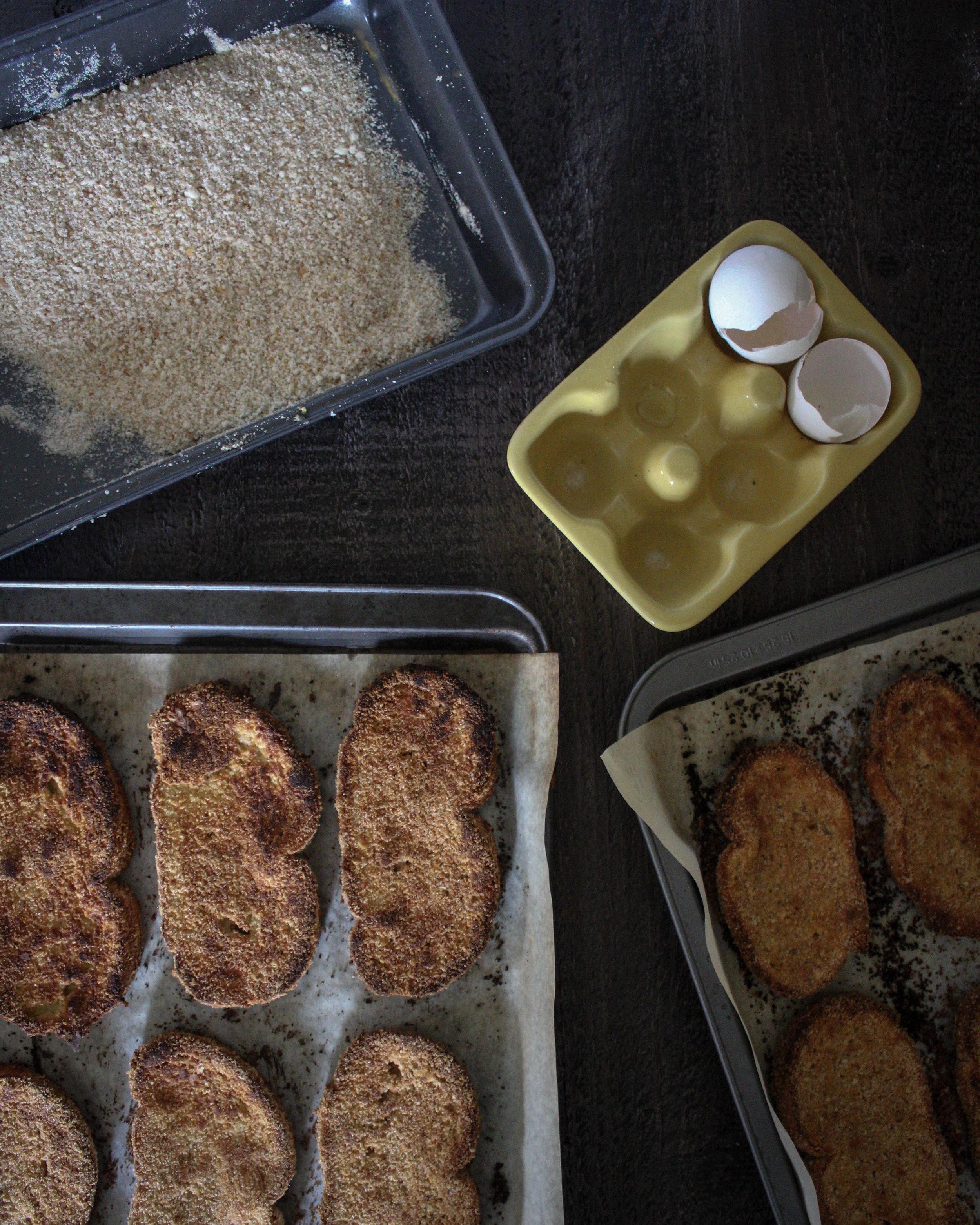 Panko French Toast
