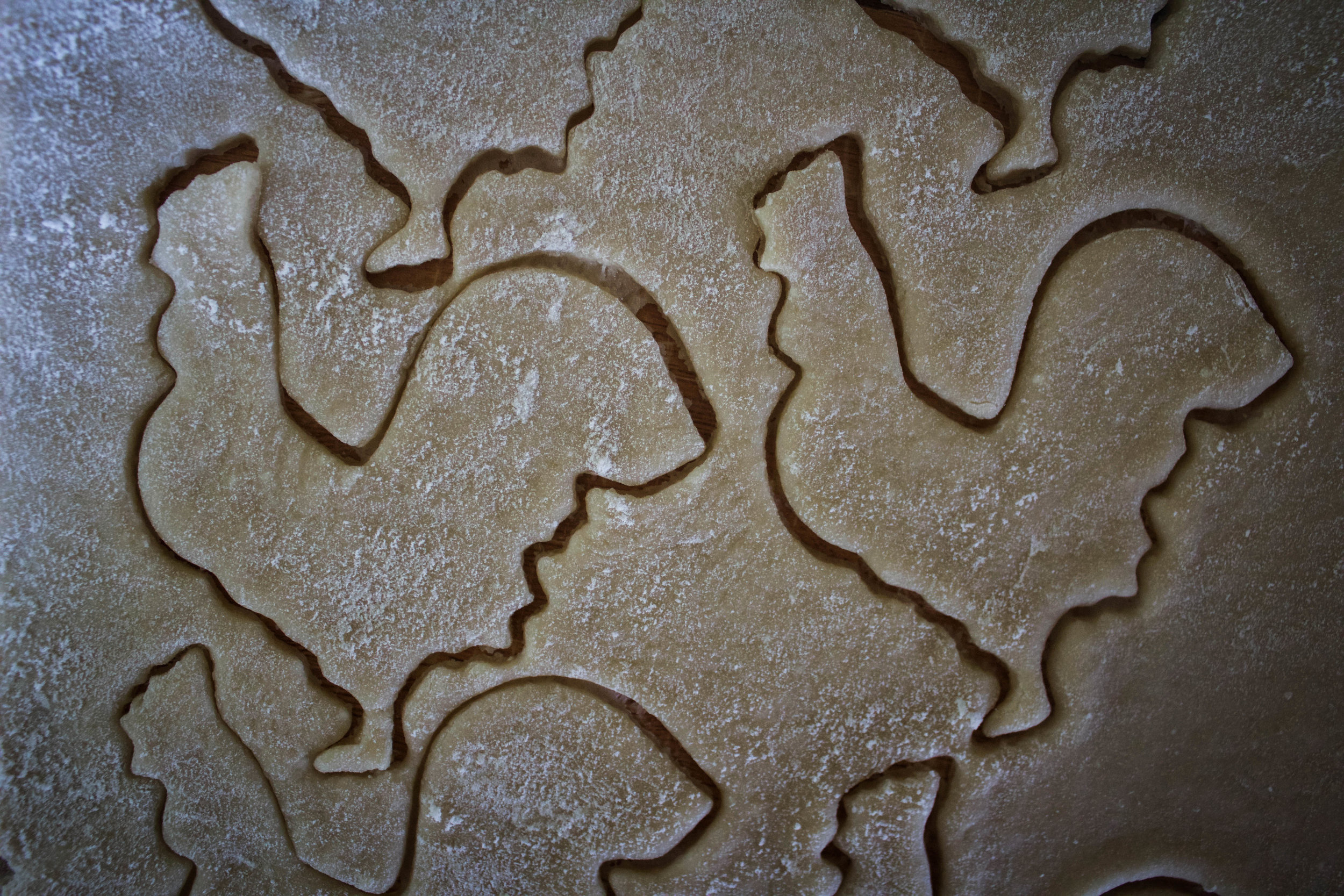 Farm Animal Frosted Animal Crackers