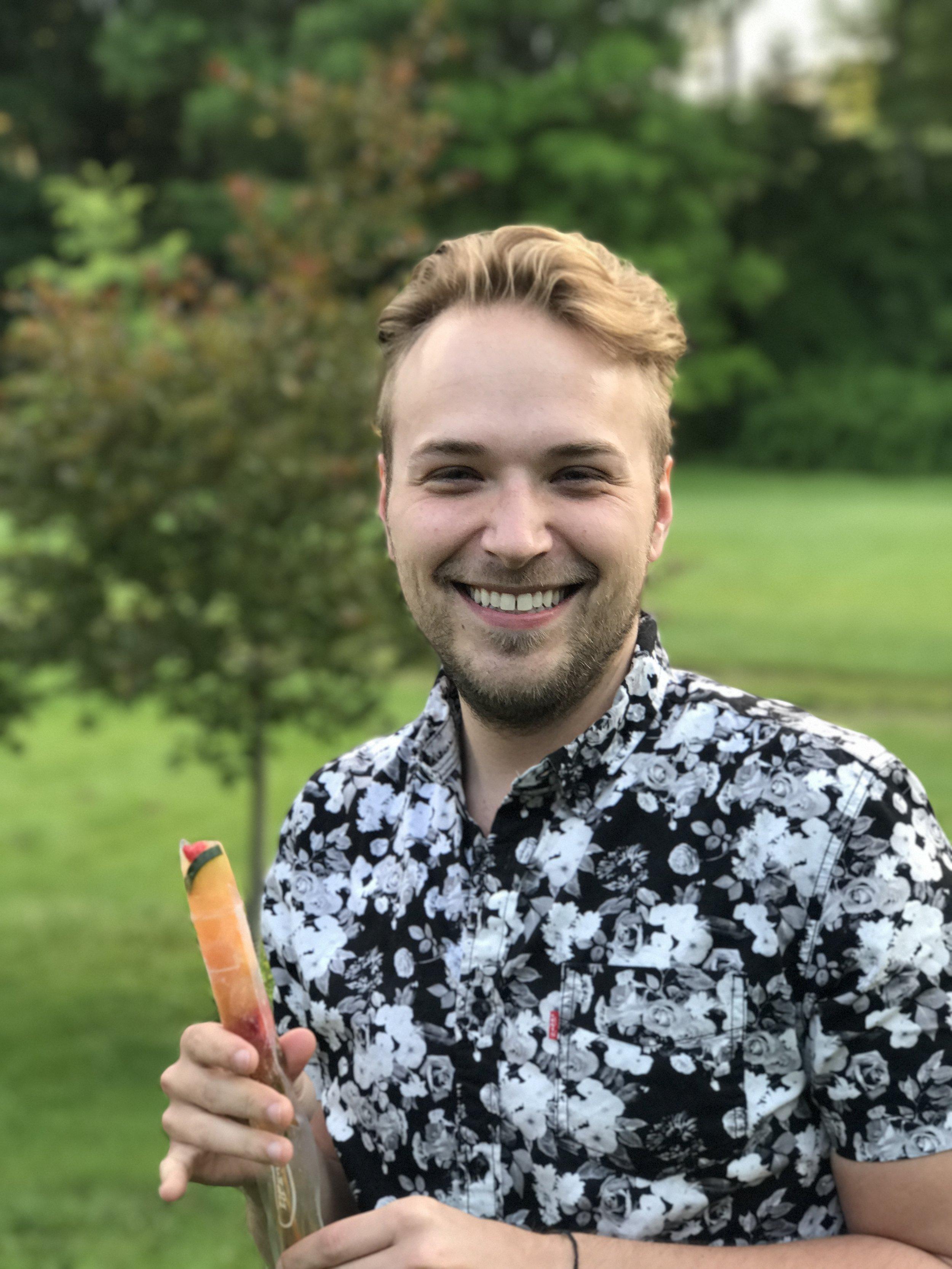 Pimm's Cup Popsicle Week 2017