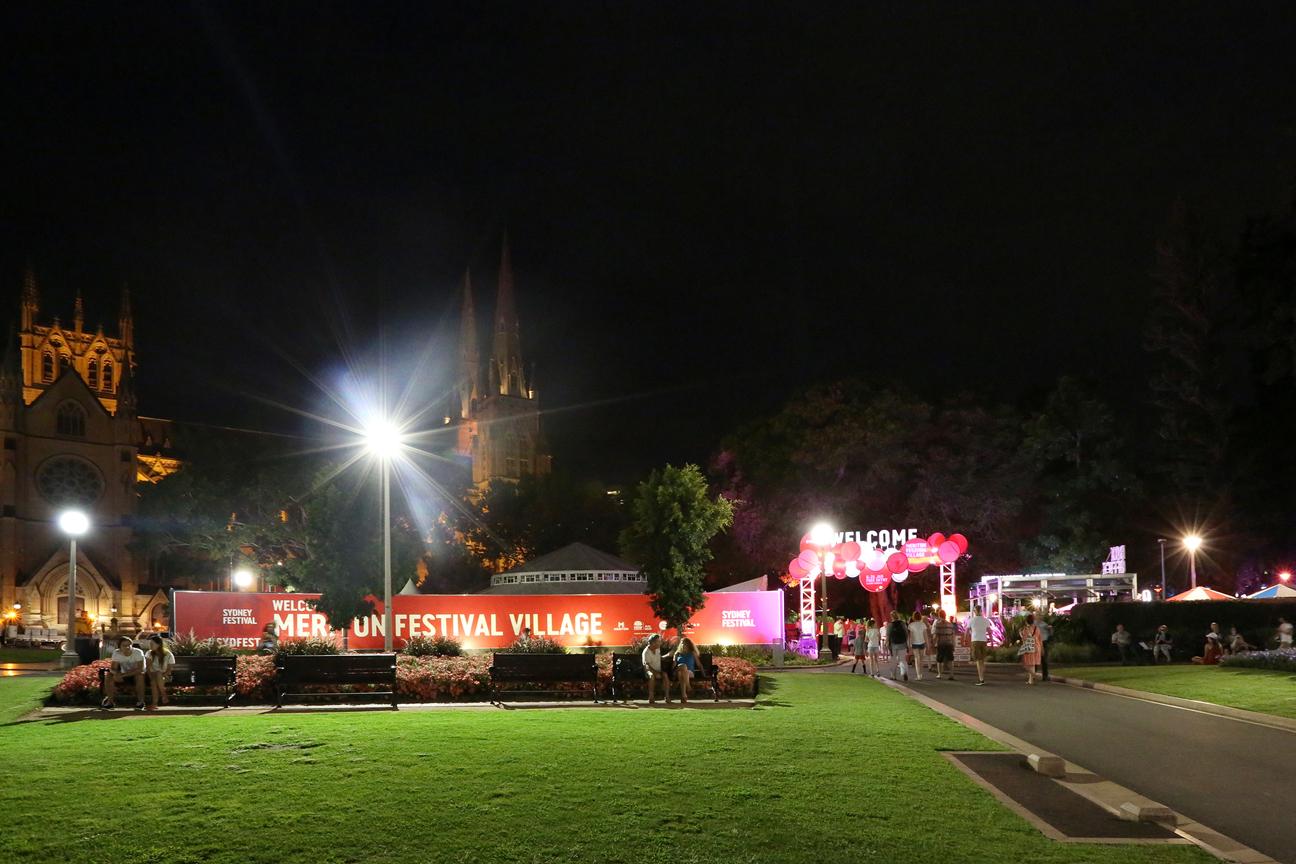 Image courtesy of Sydney Festival. Photo credit: Prudence Upton