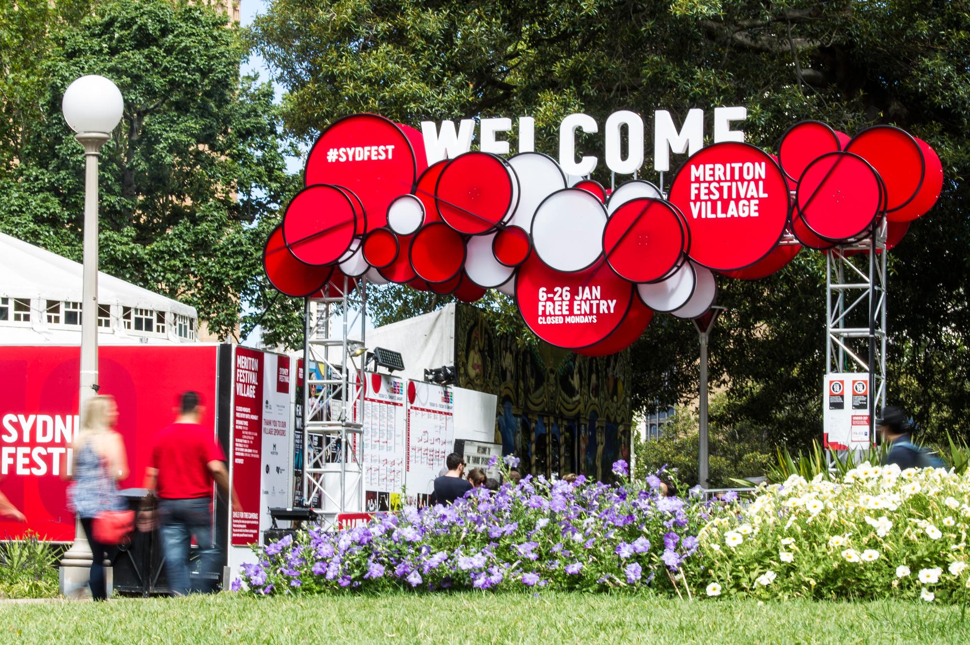 Image courtesy of Sydney Festival. Photo credit: Jamie Williams