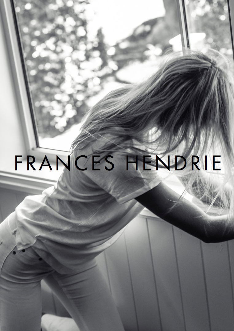 FRANCES HENDRIE PRESENTS..... ( Launched Jan 2016 )