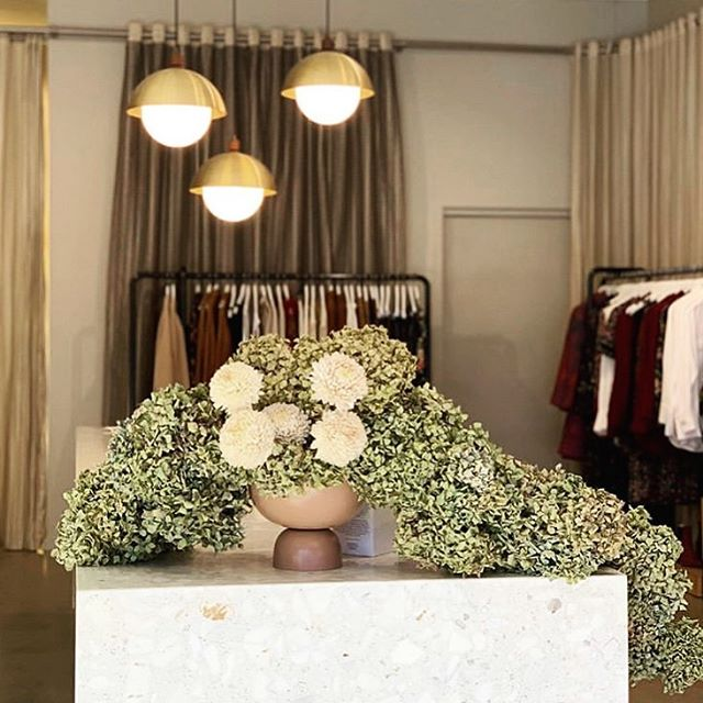 • one of our gorgeous stockists @camelia_melbourne such a dreamy store 😍