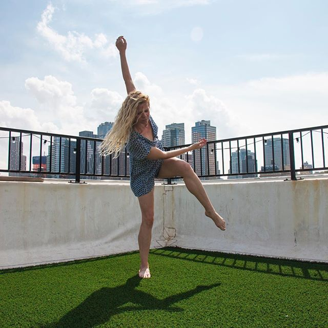 """Friday September 7th take a """"sick day for wellness"""" with us at Rooftop Reds! It's a full day of urban retreat featuring classes and workshops for your body+mind including yoga, meditation, barre, breath work, creative movement, and many more!  Tickets with the link in bio 🤗"""