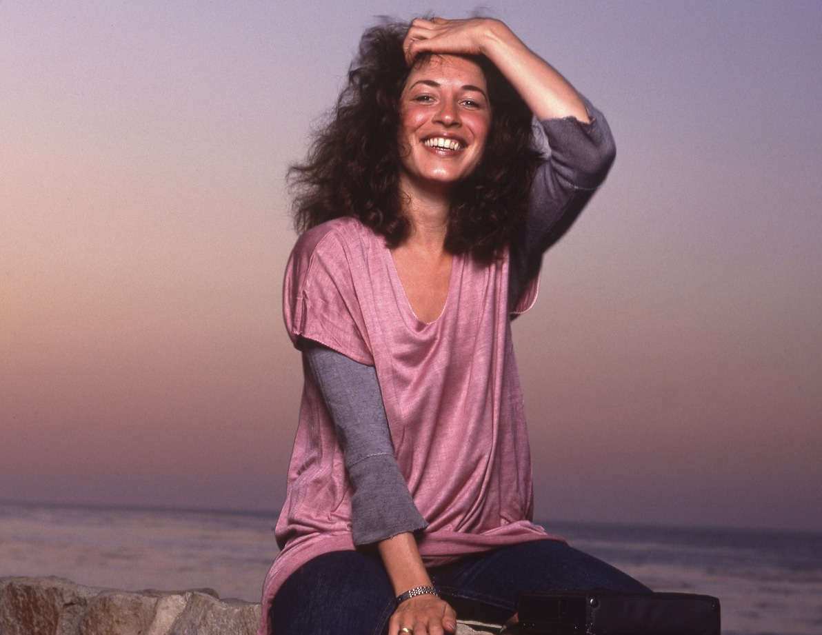 1980 Lani Hall Alpert - Malibu - Photographer / Norman Seeff