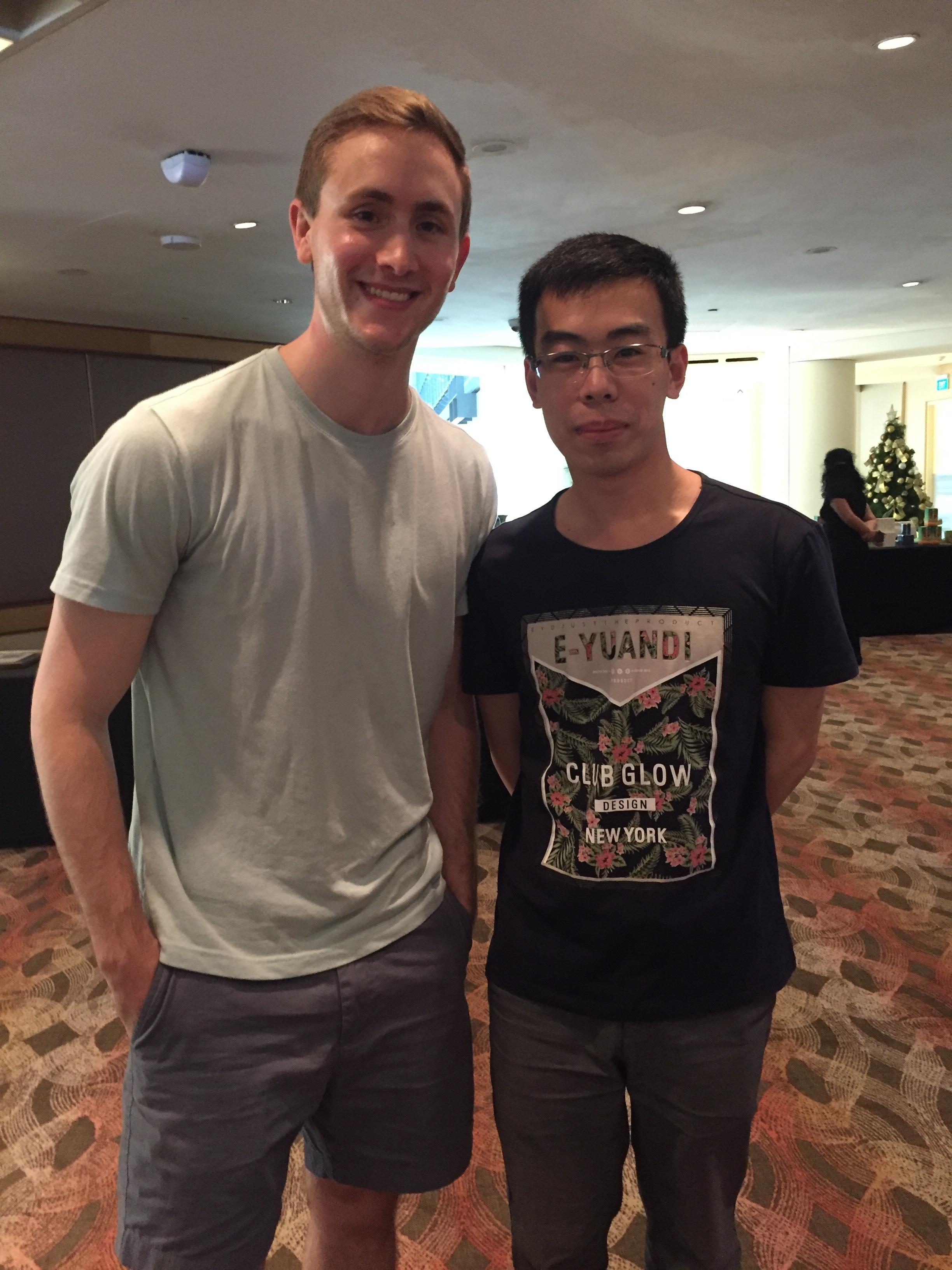 With Shi Binbin