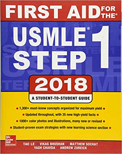 first aid for the usmle step 1 2018 alex mullen cathy chen learning strategies learning how to learn