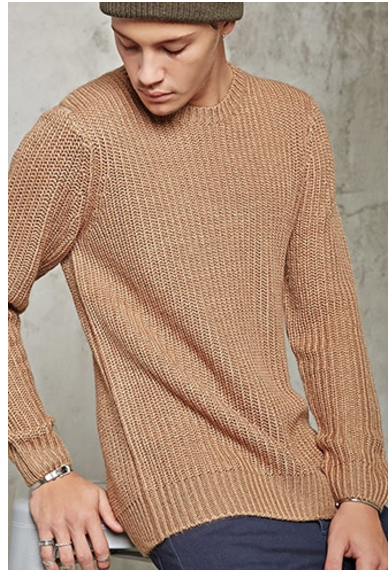 sam-c-perry-chunky-ribbed-knit-sweater-slim-chinos-forever-21-sweater.jpg