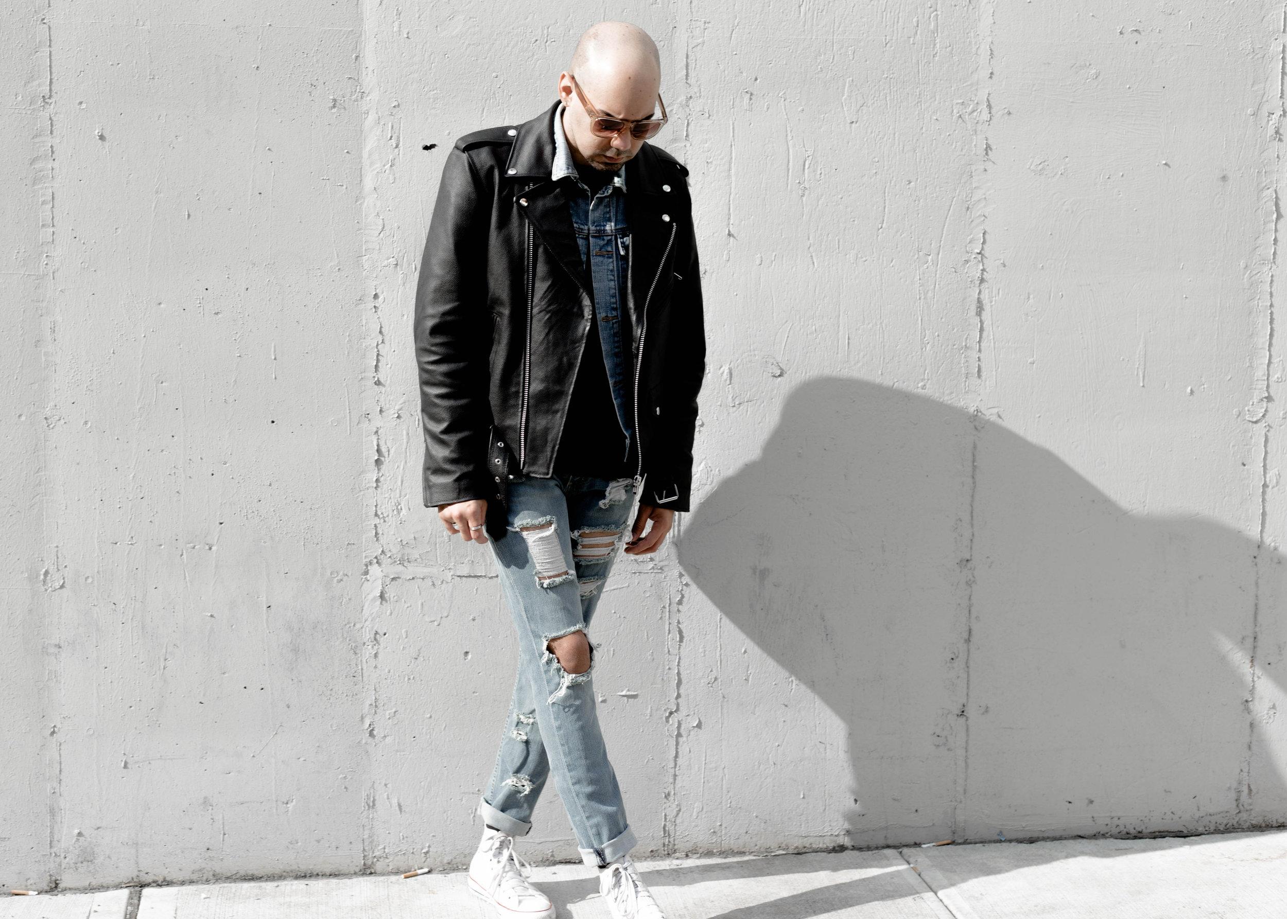 sam-c-perry-leather-jacket-denim-on-distressed-denim-full-walk.jpg