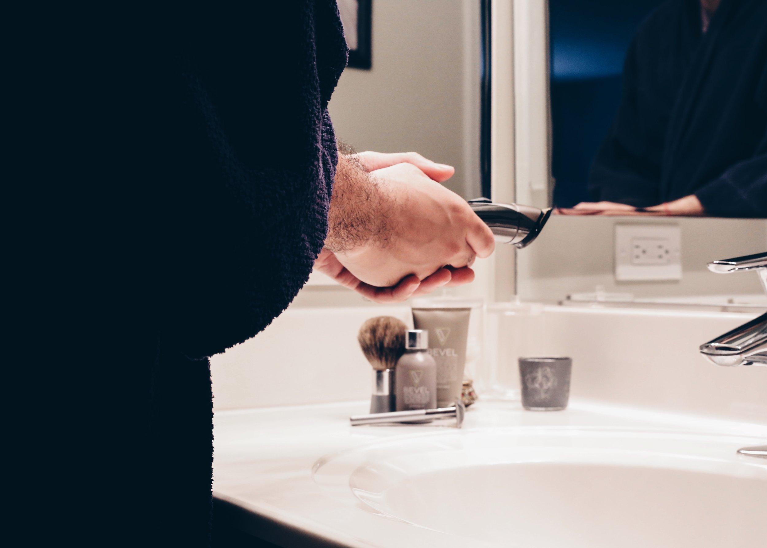 Men's Grooming Trends for 2017 -