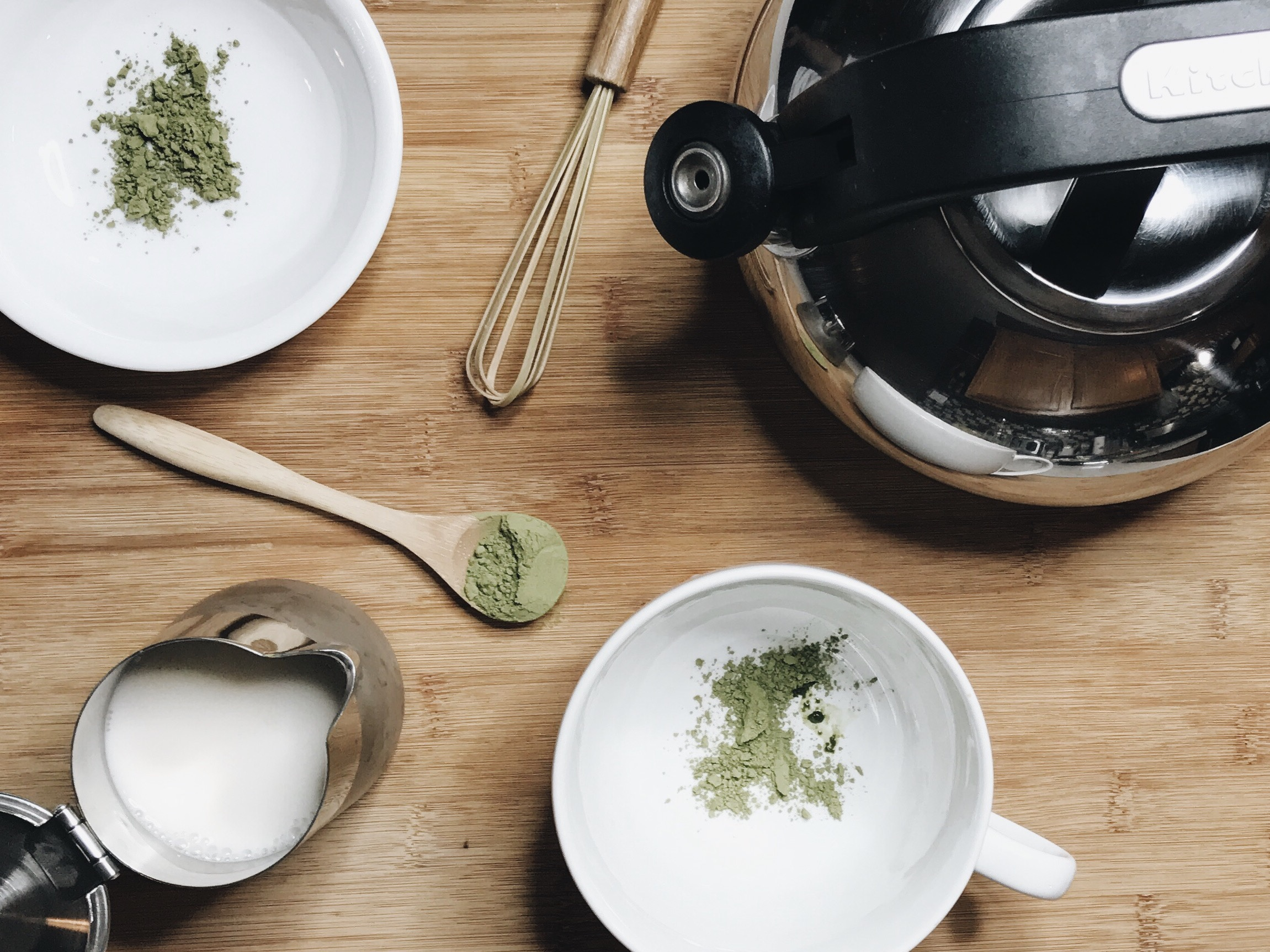 The Benefits of Drinking Matcha Green Tea -