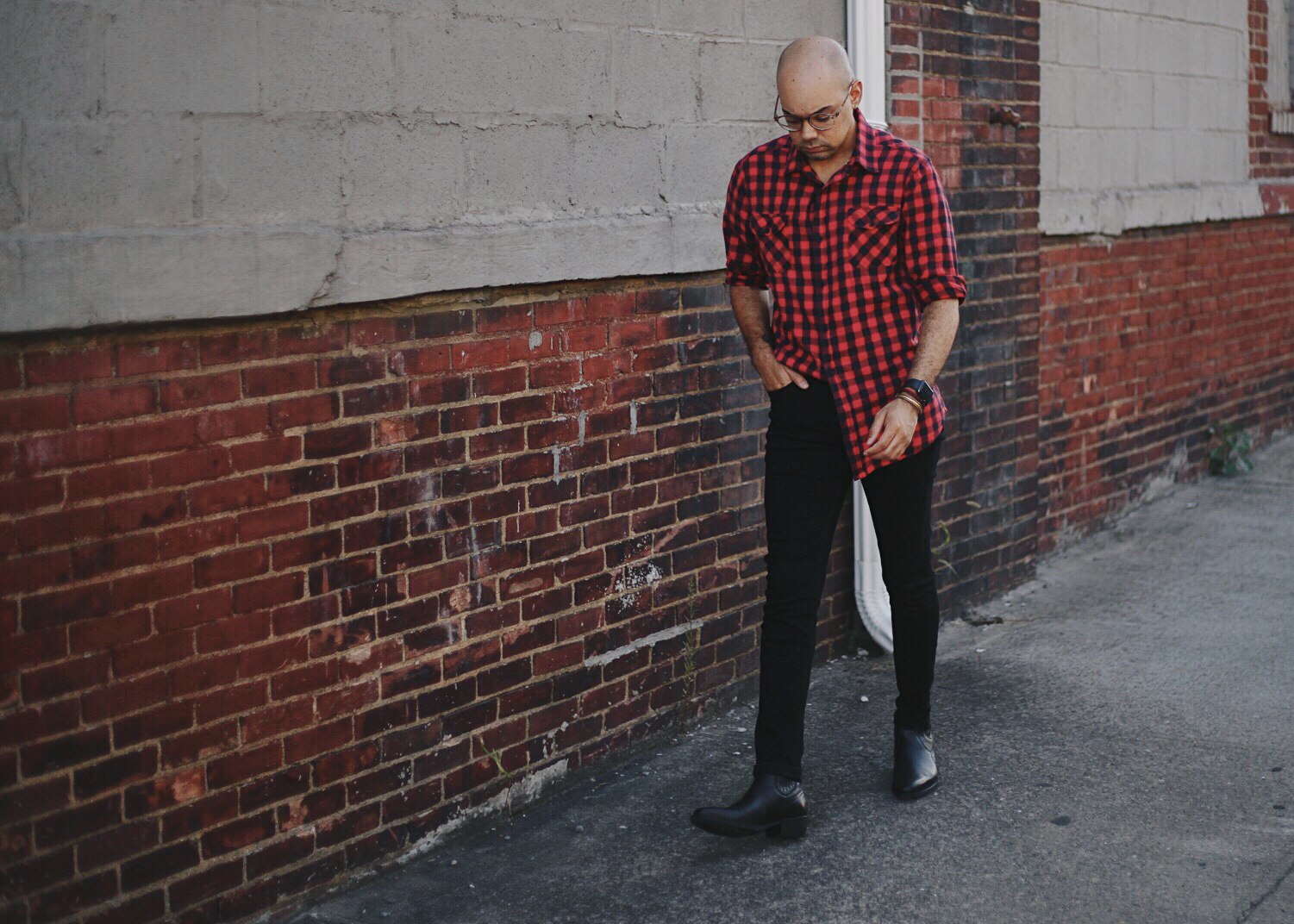 red-flannel-woven-skinny-jeans-full-walk.jpg