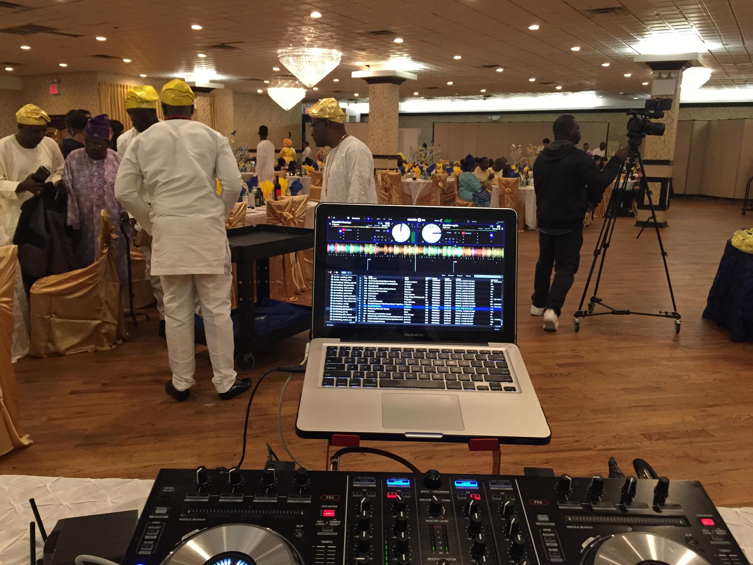 Nigerian Wedding in Brooklyn NYC Nov 2014