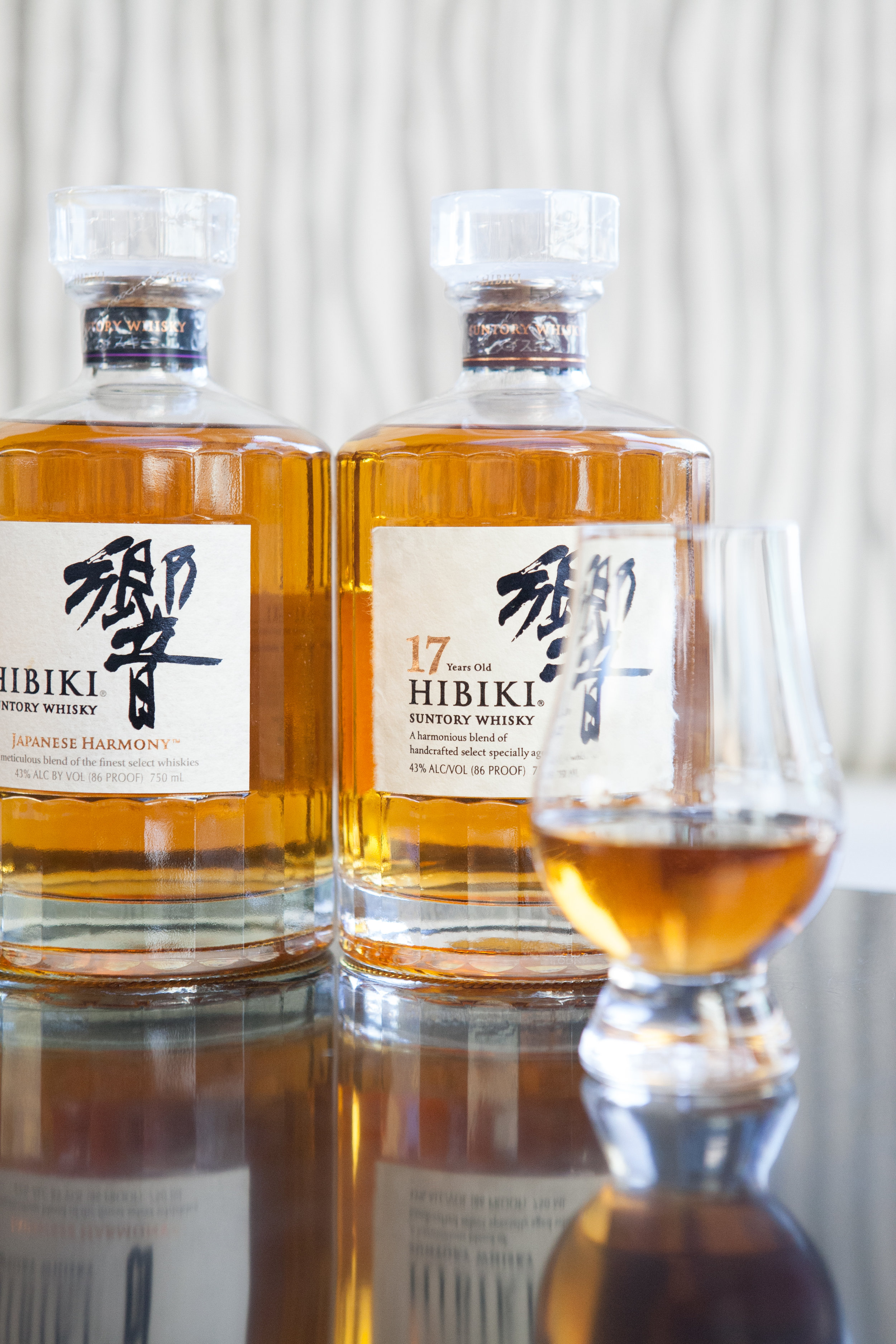 SUNTORY WHISKY  (JAPAN)