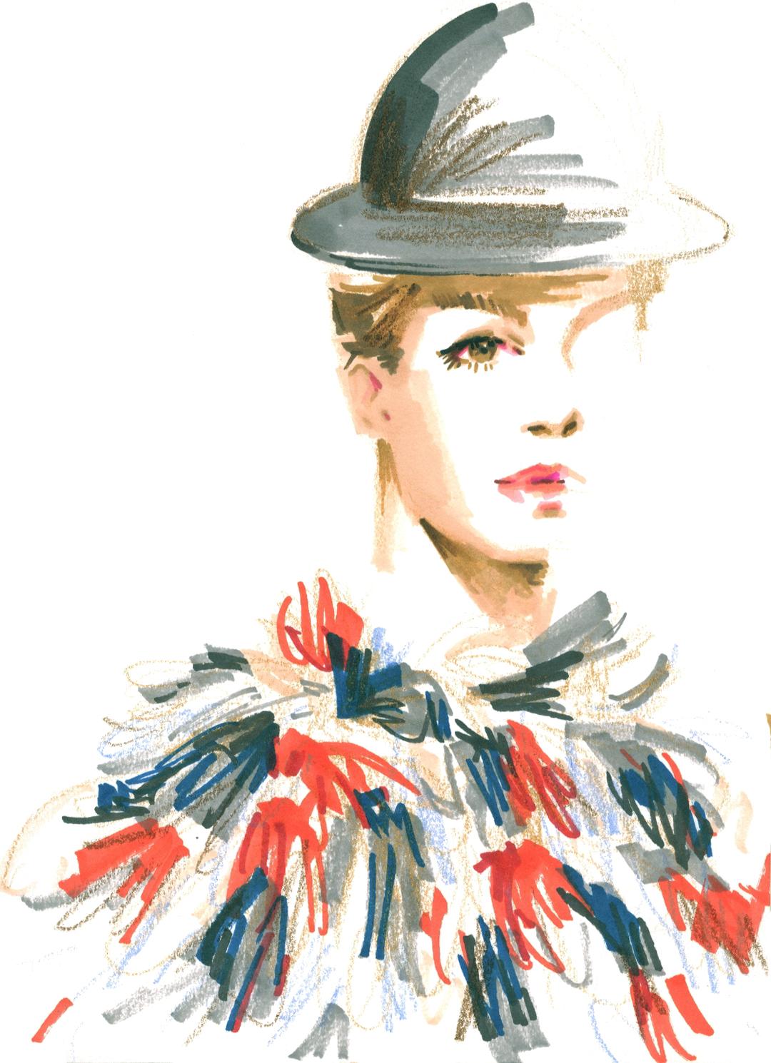 Vogue Paris 1964