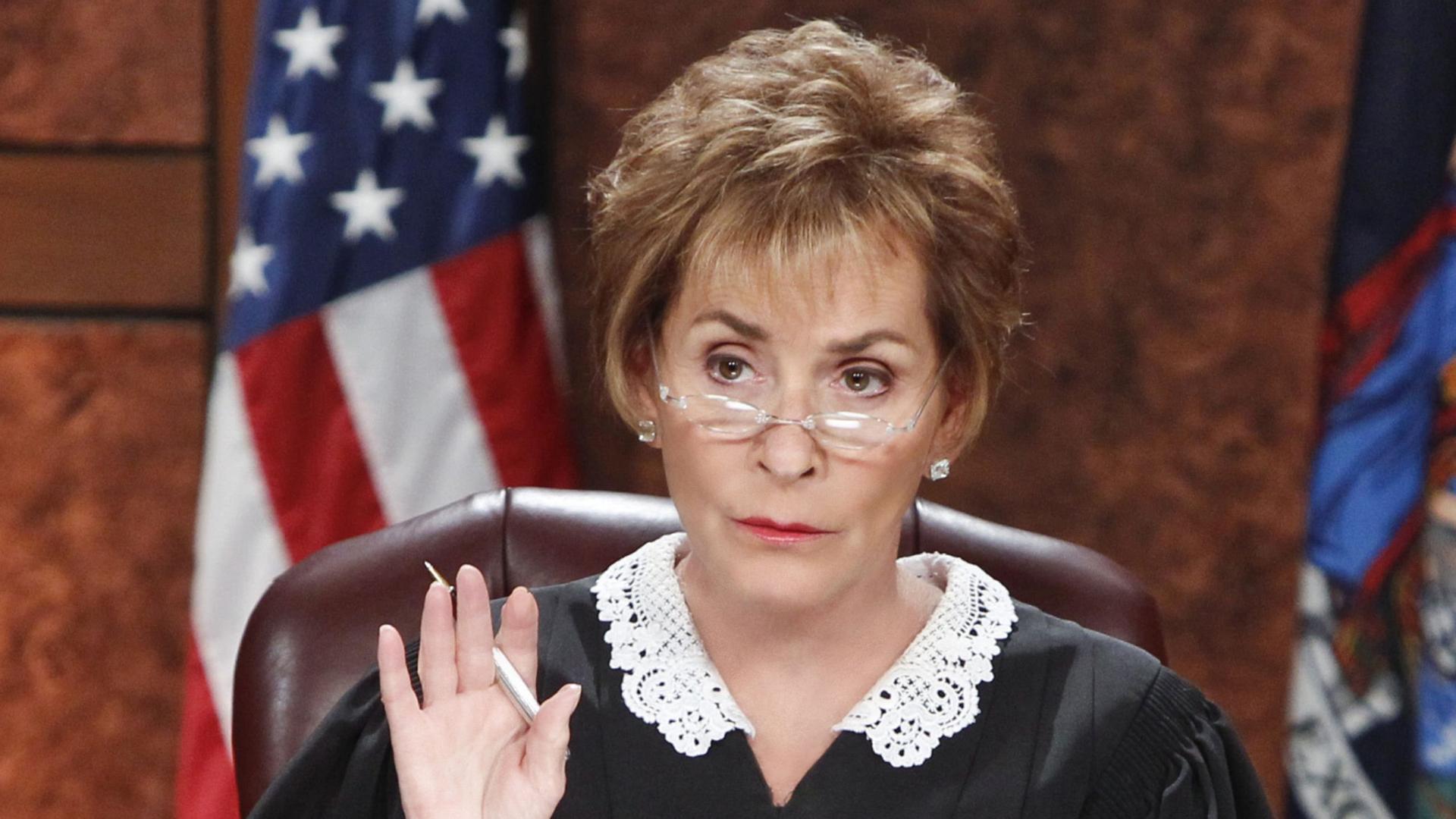7. THE JUDGE JUDY PRINCIPLE -