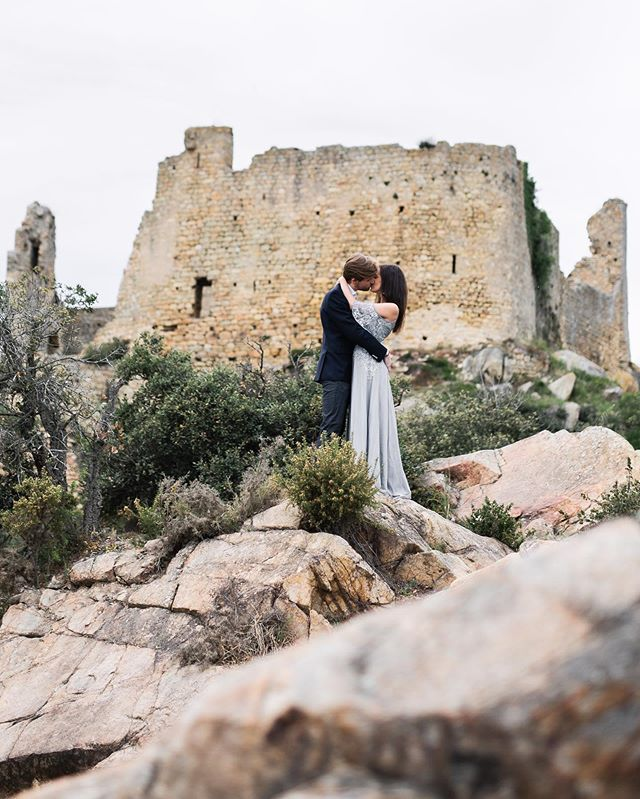 It's been a WILD year so far with no signs of slowing down. Traveling all over the world and expecting our first child in December. So far there's been no shortage of highlights but one of them is defiantly shooting at these castle ruins in Spain! Special thanks to @tylerrye_ for dragging me across the planet to shoot with him.
