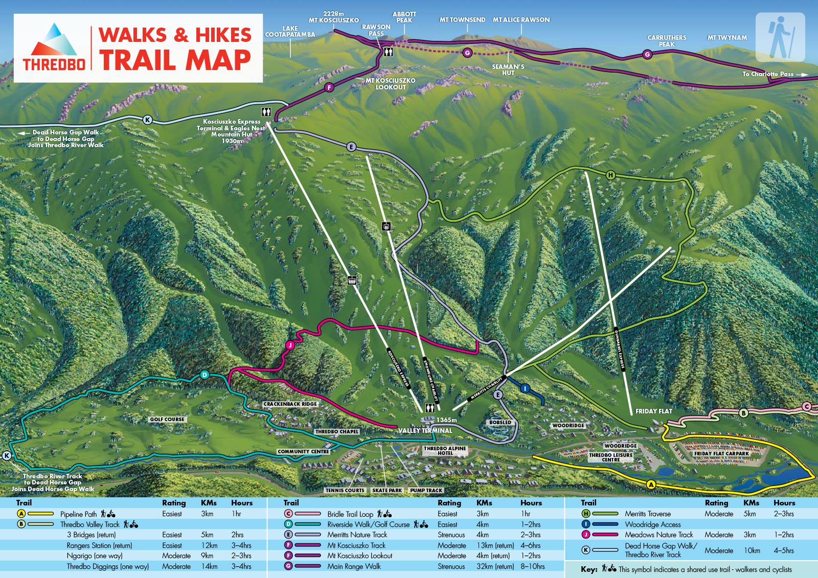 2015  walks map