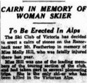 The Herald. Tuesday  16 May 1933 , page 3.
