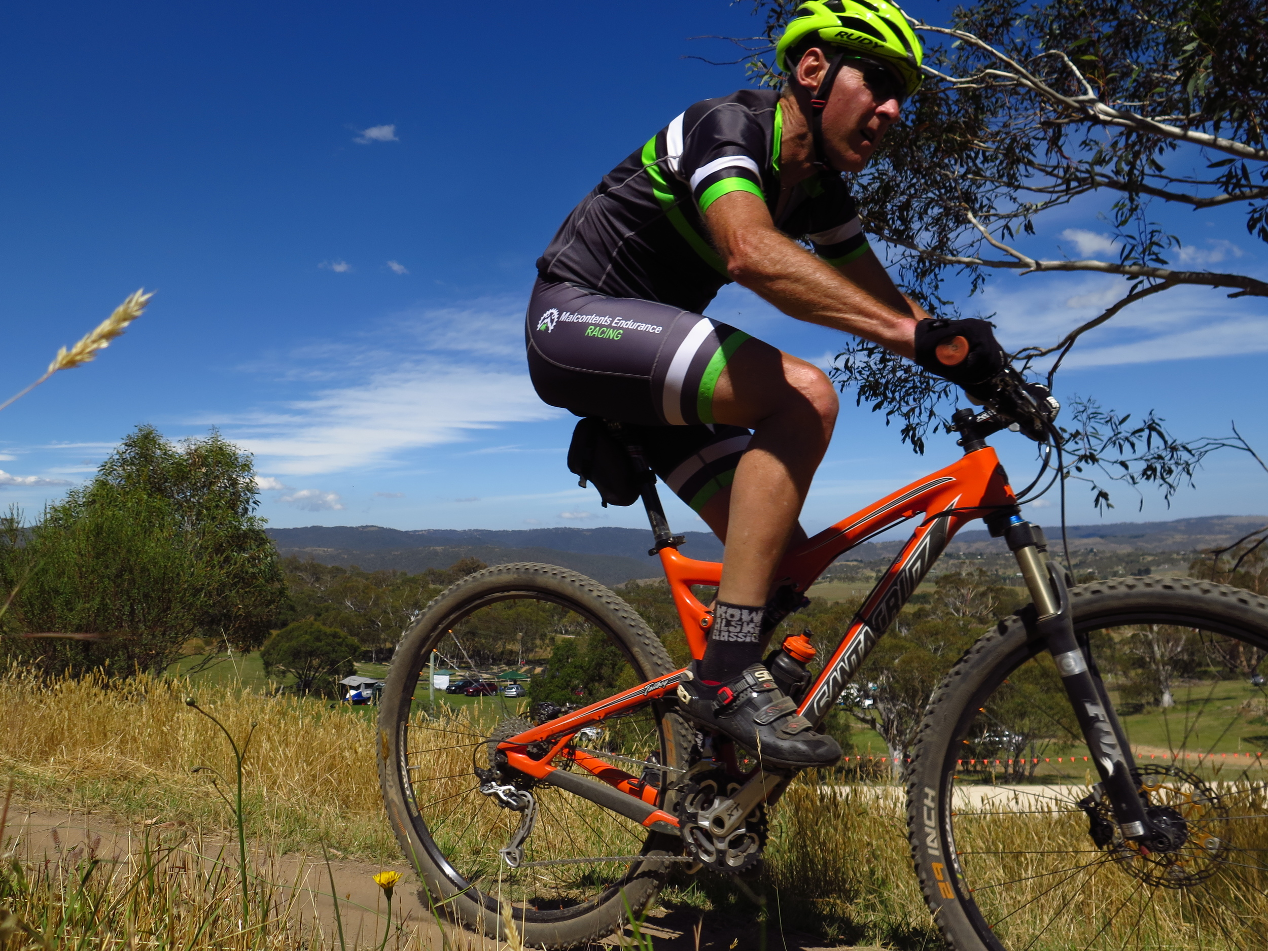 Mountain Biking at Bungarra