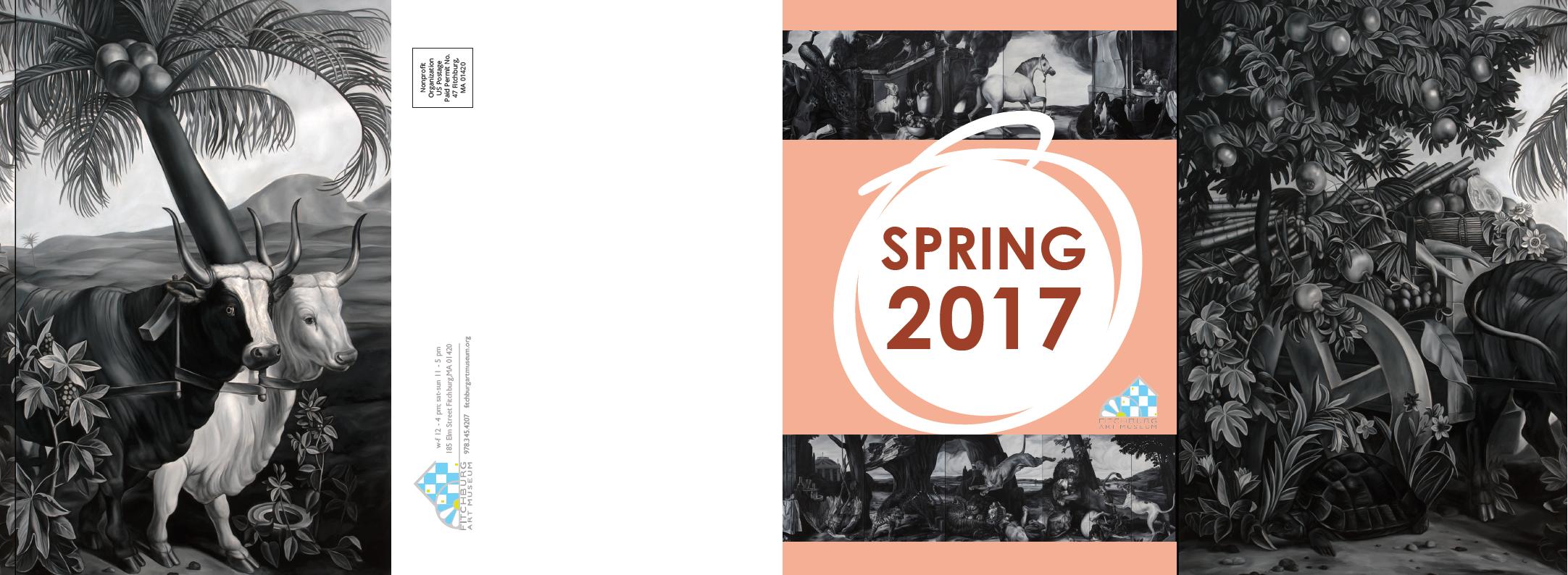FAM Spring Calendar of Events 17