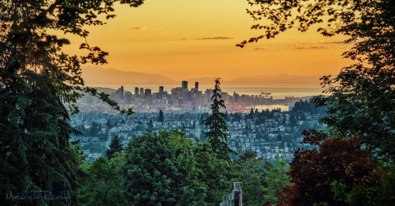 ultima vista de Vancouver