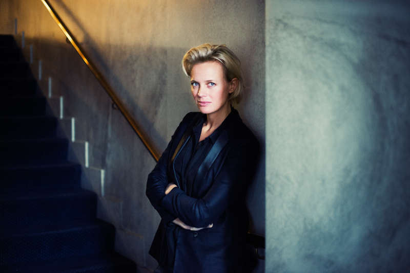 Nöje - Pascal Engman intervjuar Josephine Bornebusch - Grand Hotel
