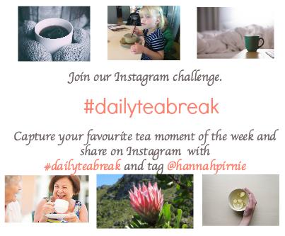 dailyteabreak challenge