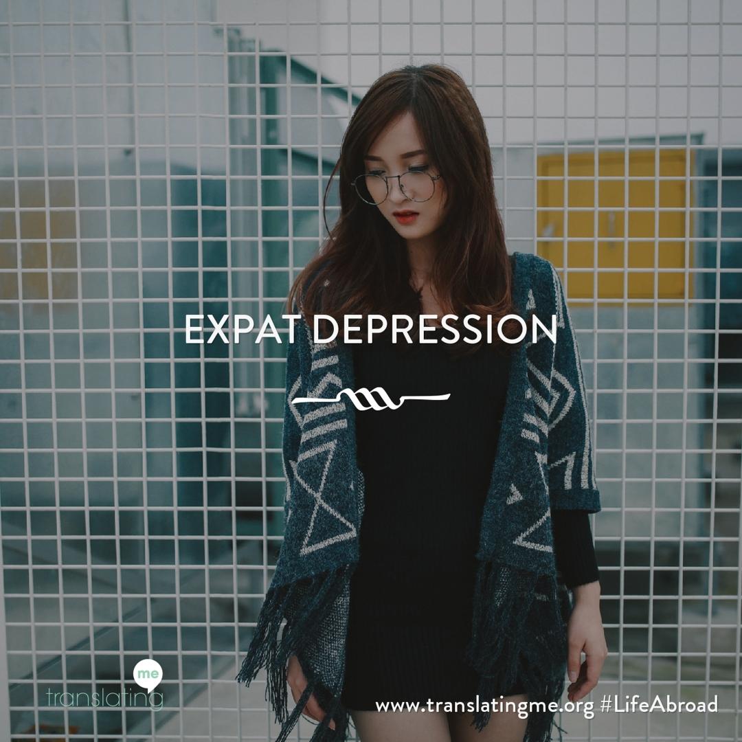 Expat depression