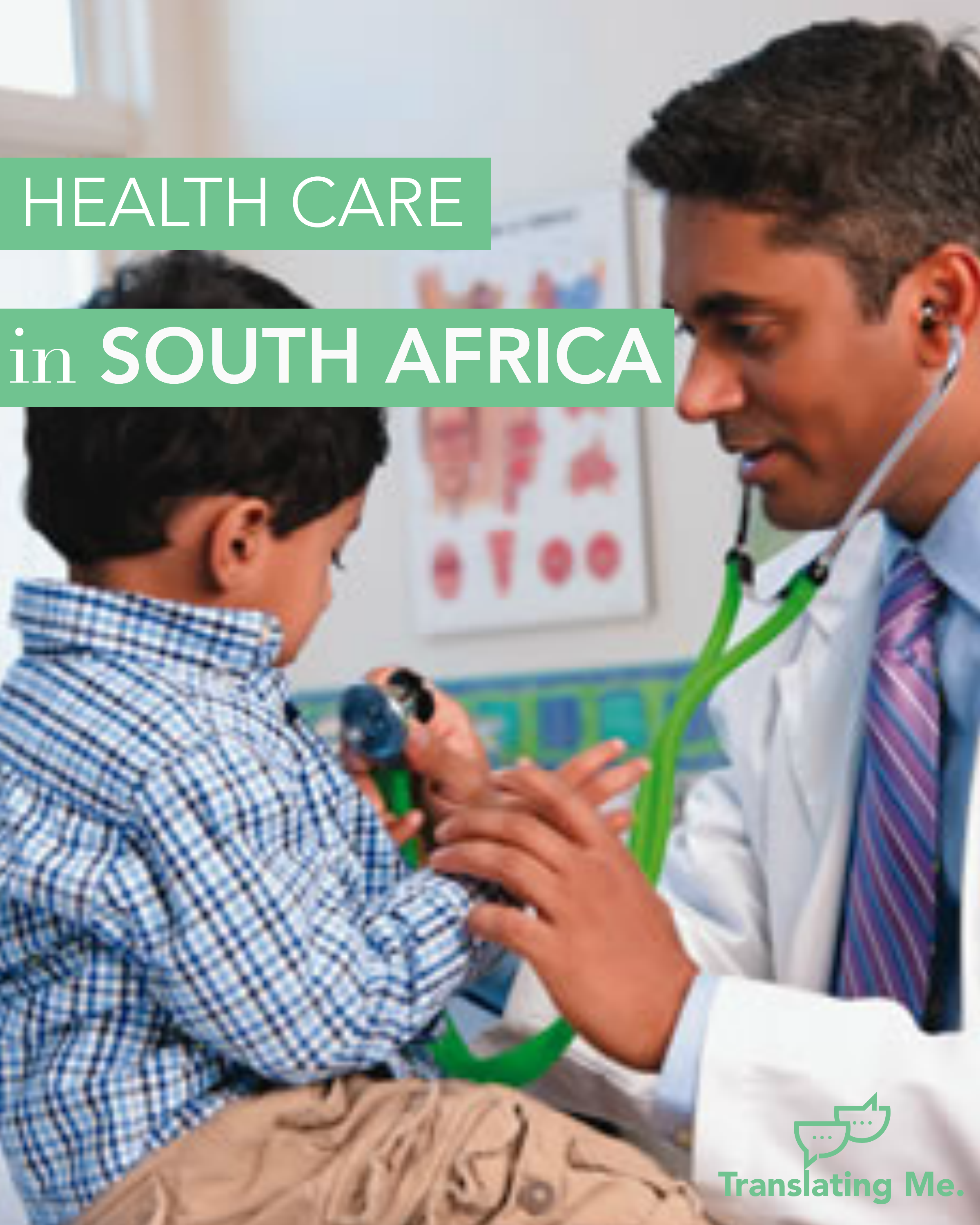 expat health care in South Africa, Moving to Johannesburg