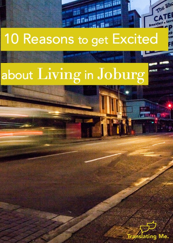 moving to Johannesburg, expat life,