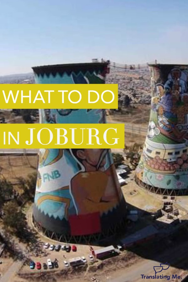 what to do in Joburg