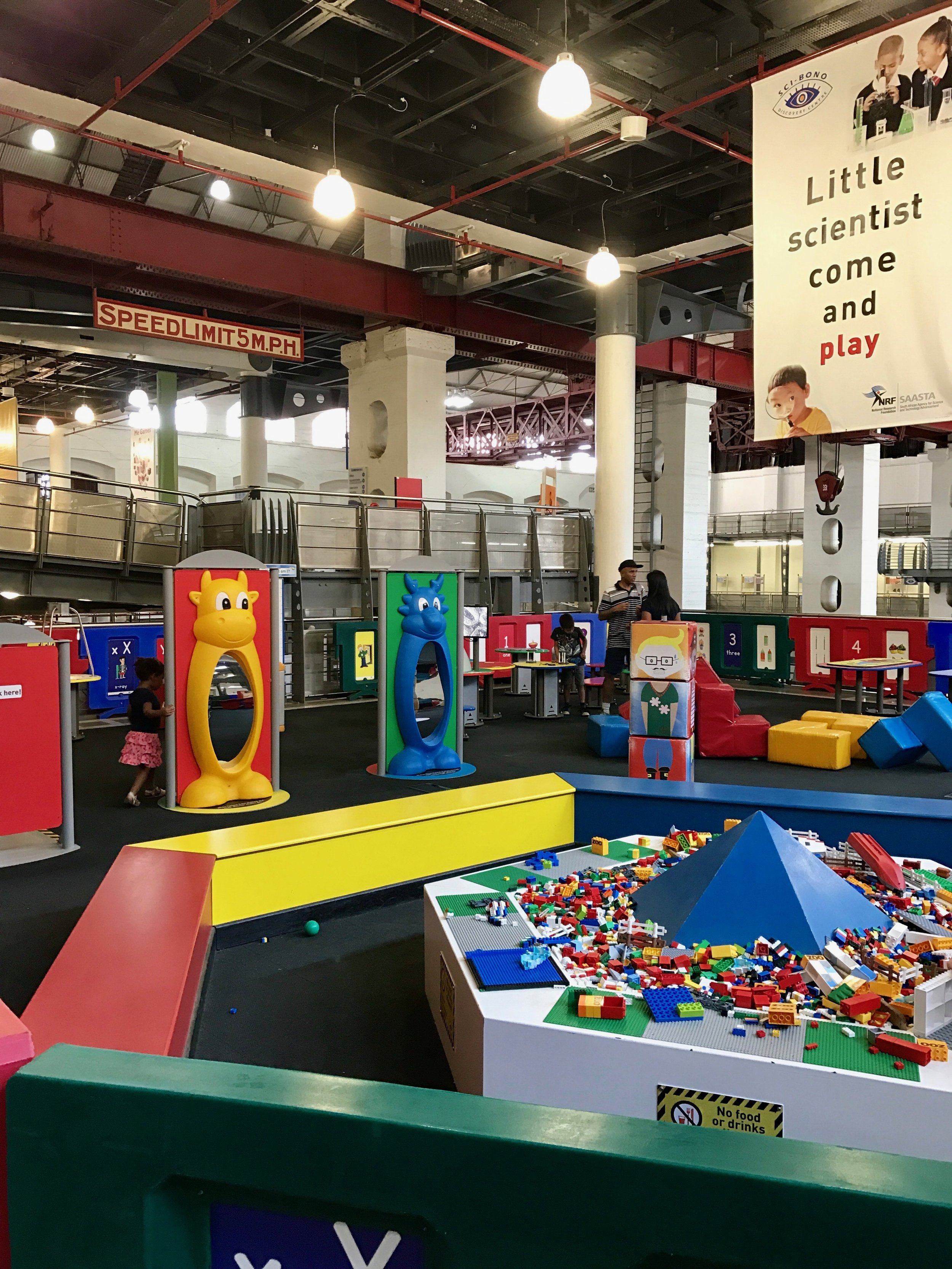 things to do with kids in Joburg
