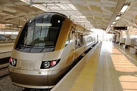 Gautrain - Jozi's railway system linking JHB, PTA, Ekhurleni and OR Tambo