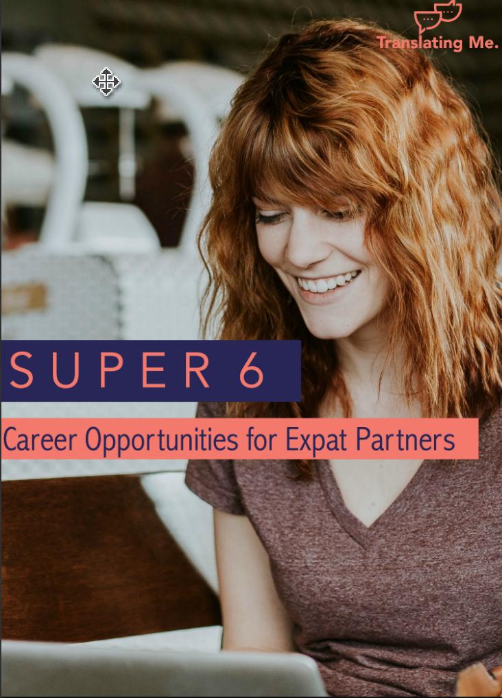 Expat career opportunities