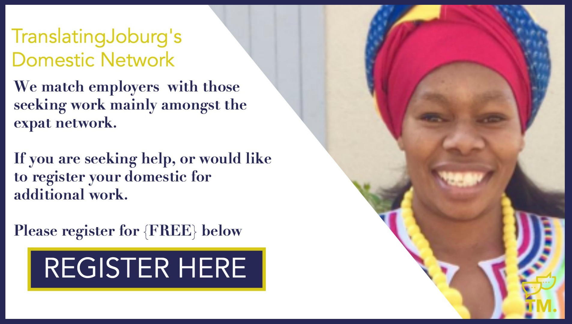 hiring domestic work in South Africa