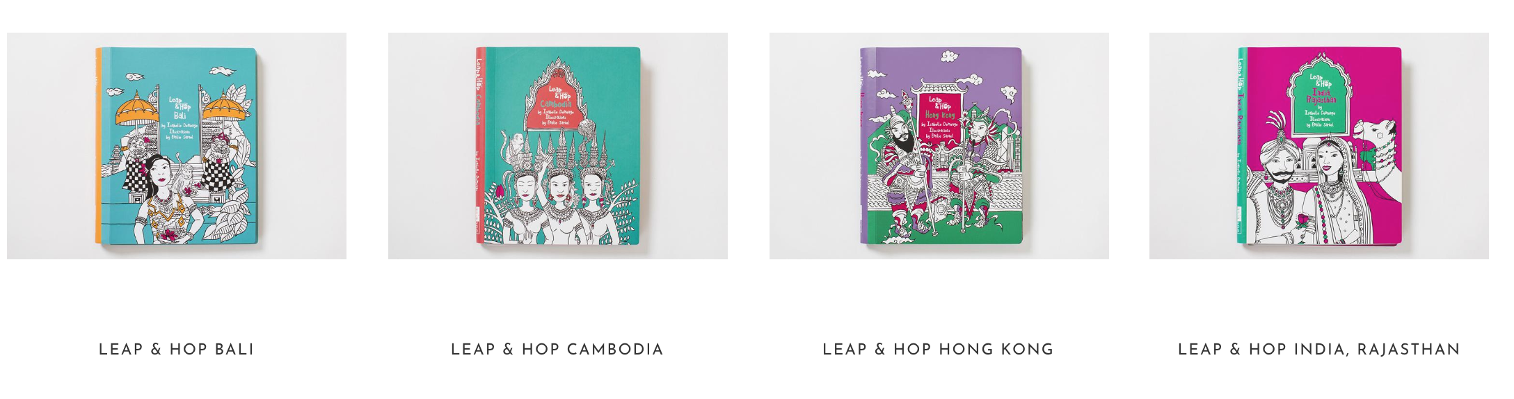 Leap and Hop Series