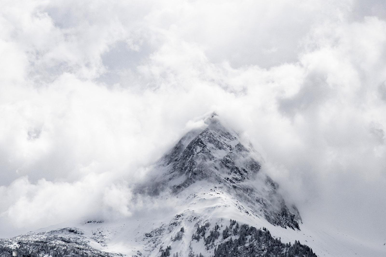 The Alps - Faszinierend, schön und furchterregend zugleich.