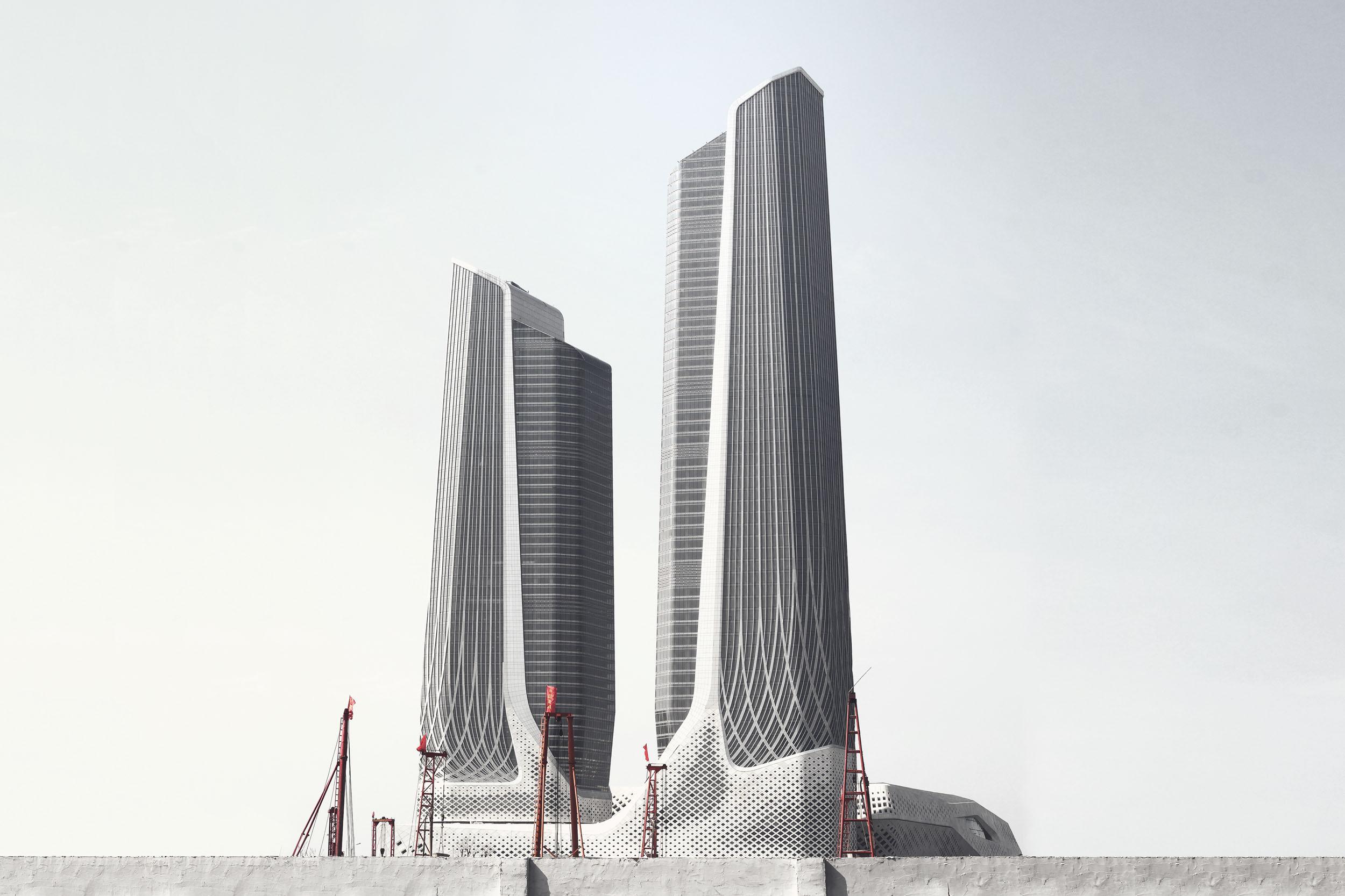 Architecture - Tokio, Shanghai, Nanjing