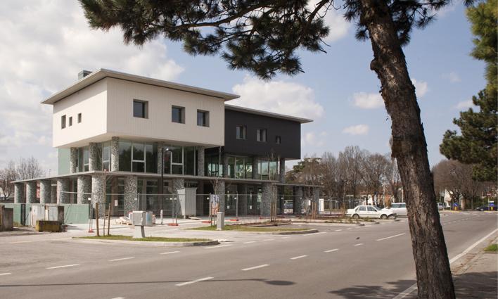 Edificio a Faenza