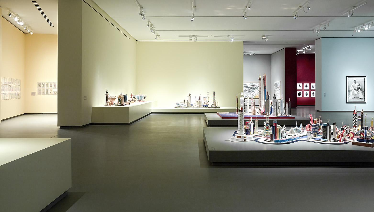LES INTIÉS_Vue d'installation de l'exposition_6_photo ©Fondation Louis Vuitton - Marc Domage.jpg
