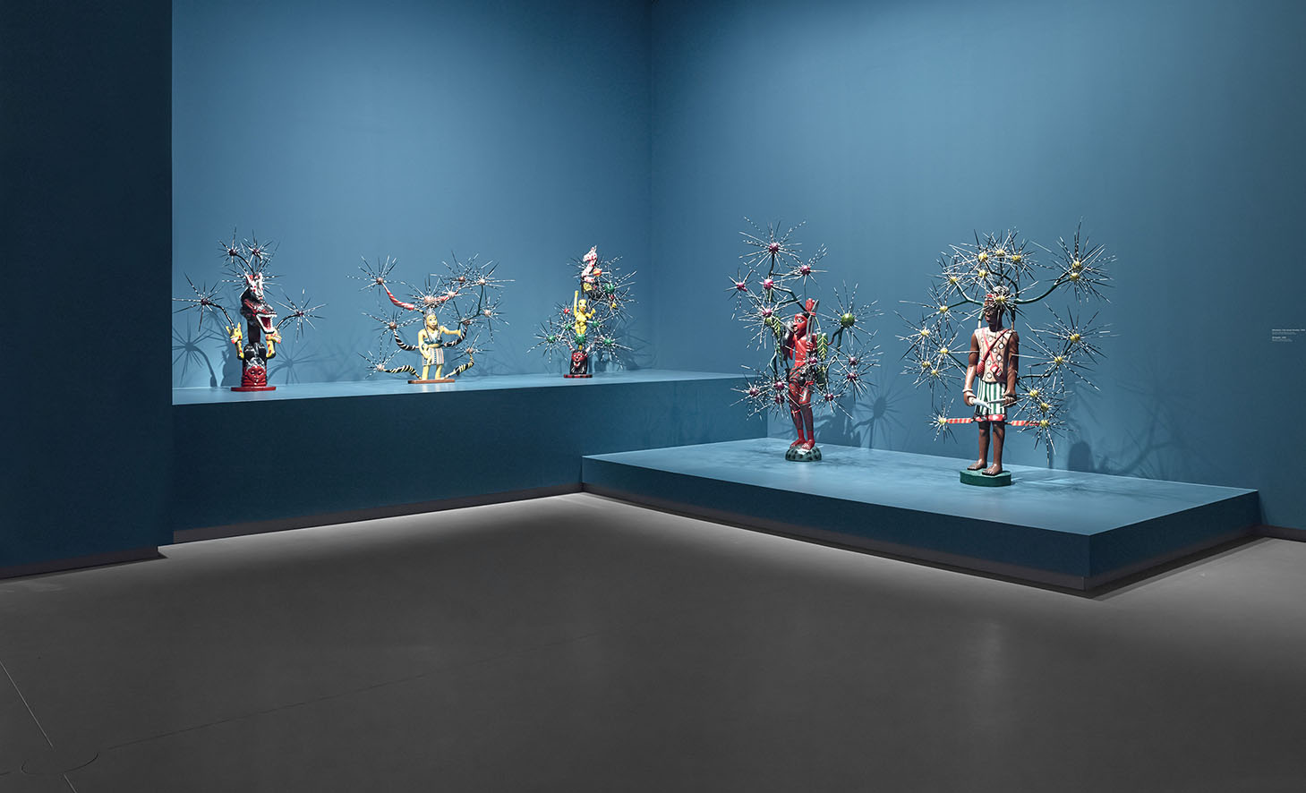 LES INTIÉS_Vue d'installation de l'exposition_7_photo ©Fondation Louis Vuitton - Marc Domage.jpg