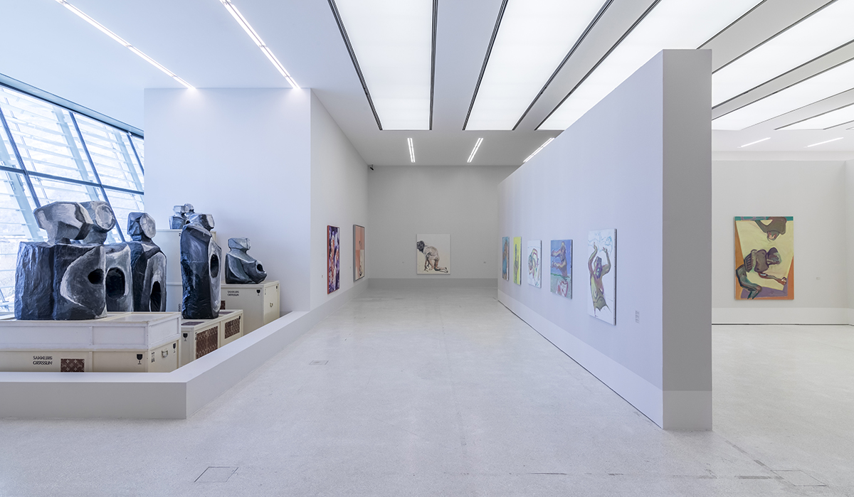 BODY CHECK. Martin Kippenberger | Maria Lassnig
