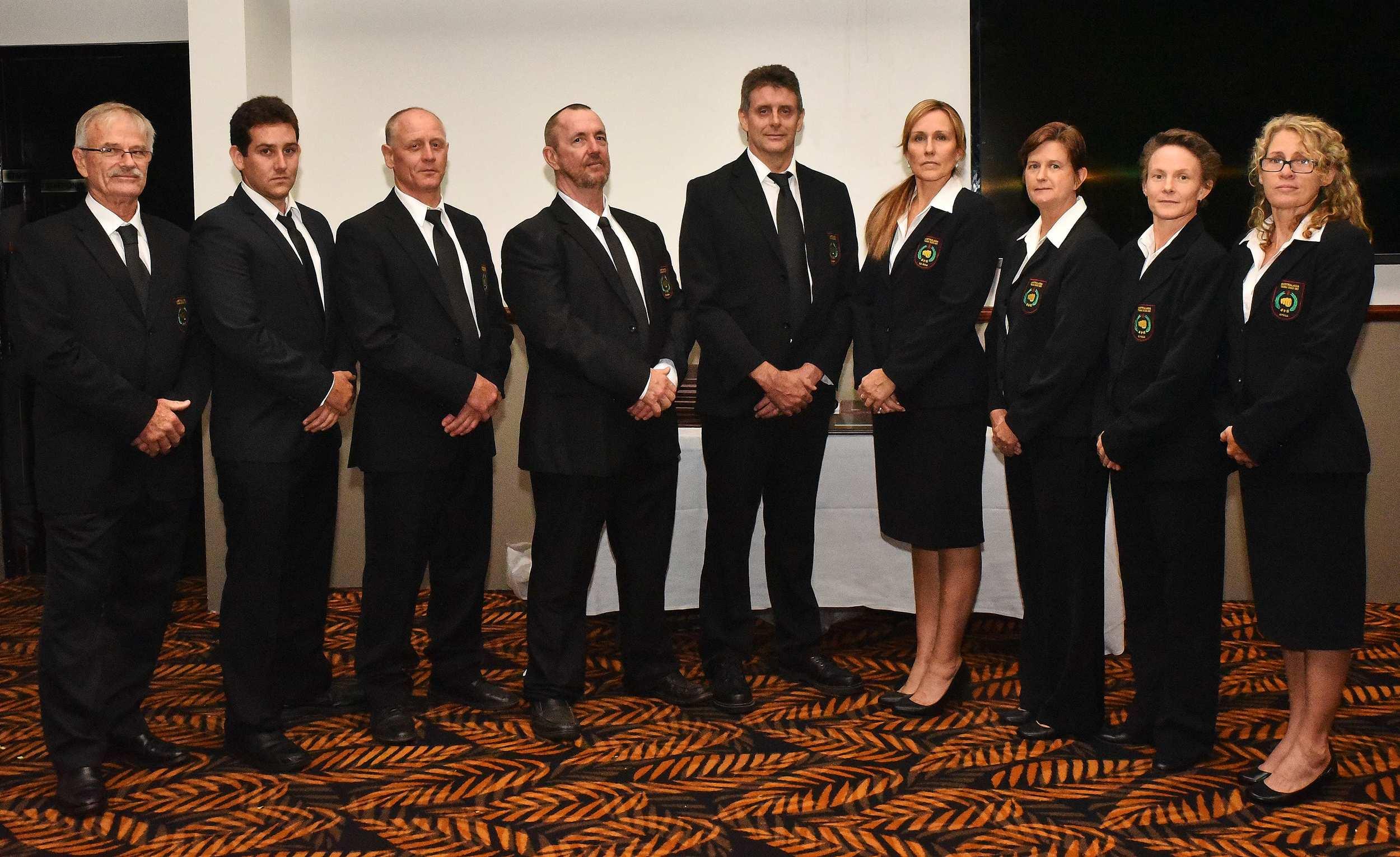 Senior Instructors of ATSD