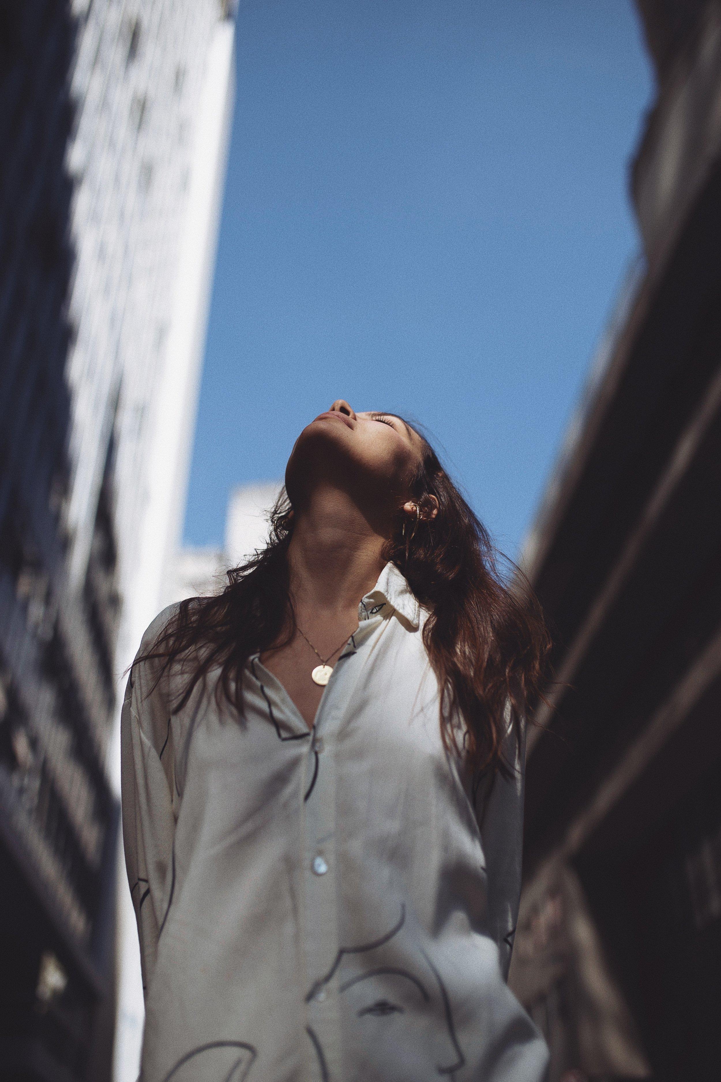 Micha D'Angelo, 2019.