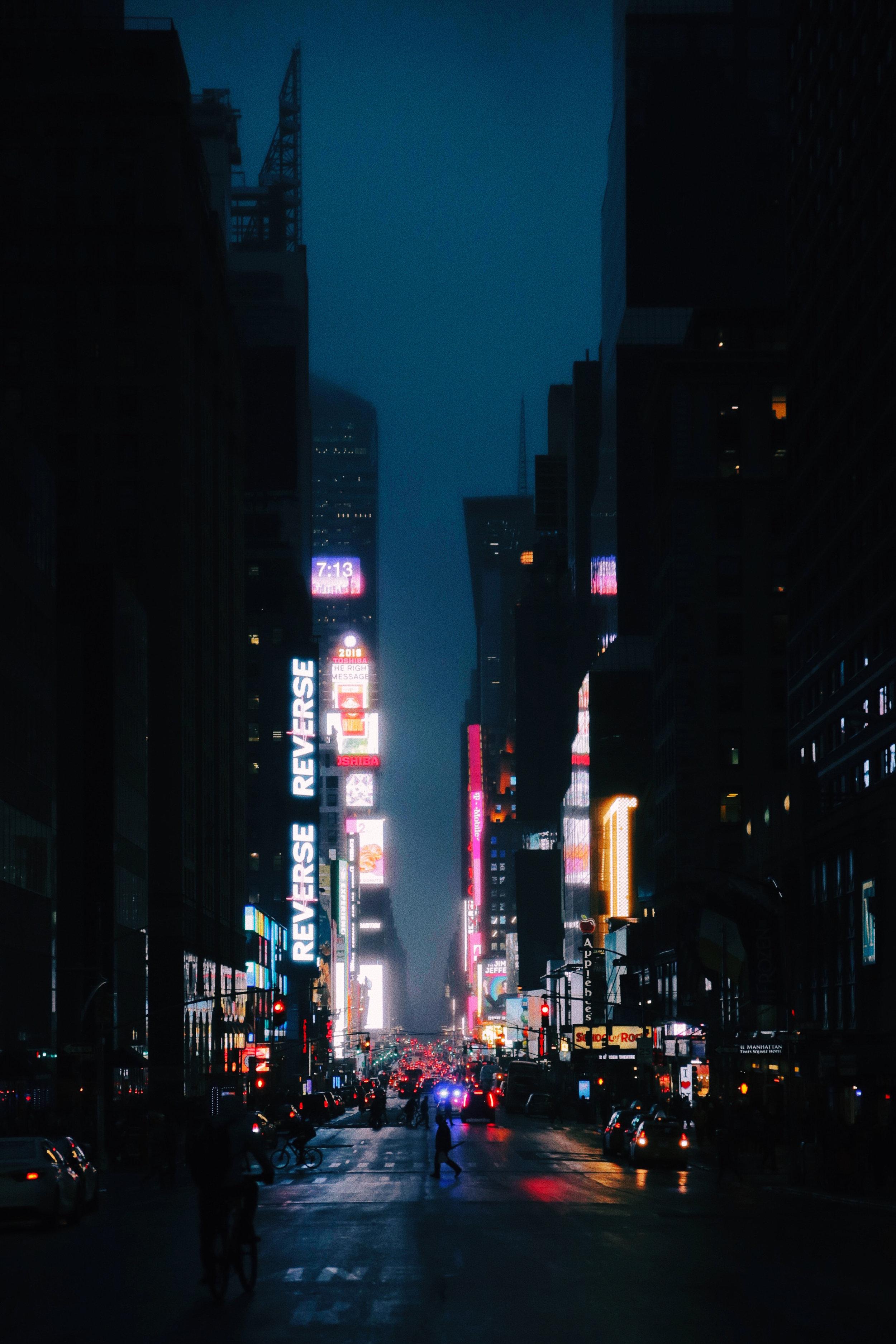 Nova Iorque, 2018.