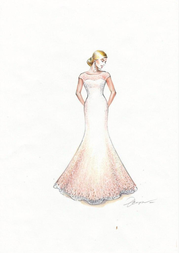 Fashion sketch