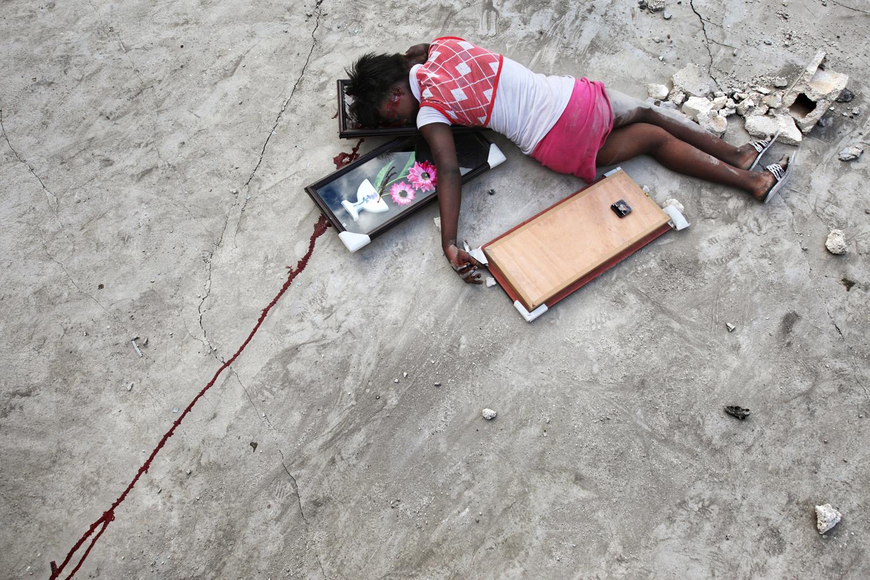 Port-au-Prince, Haiti.2010