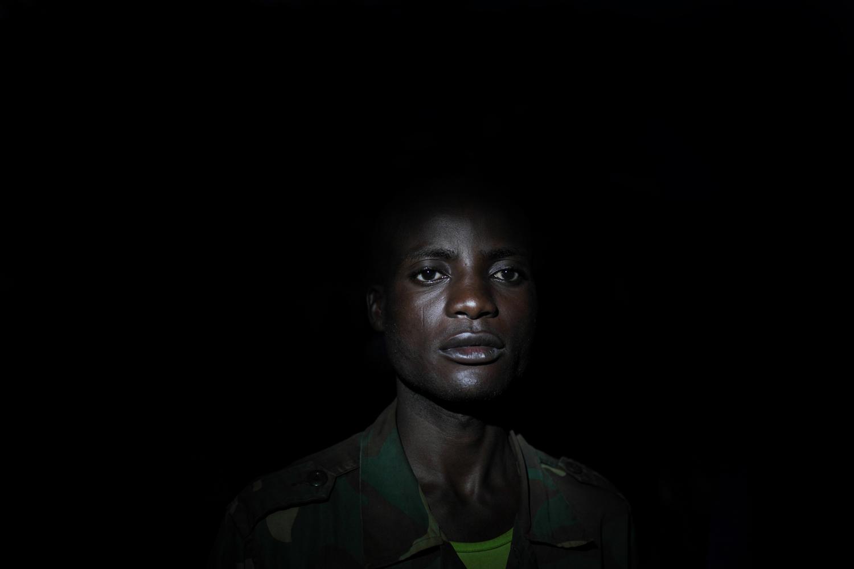 Bangui, Central African Republic. 2013