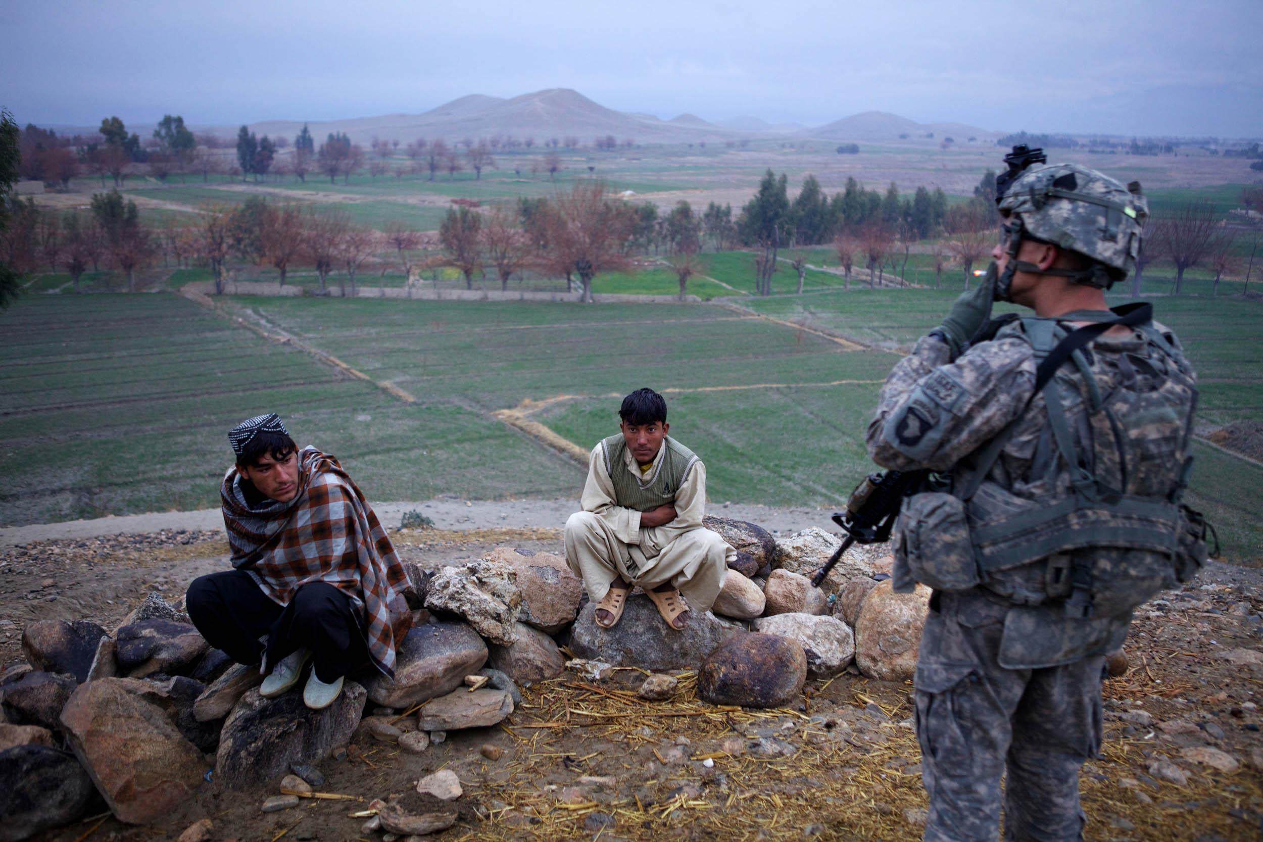Nangarhar Province, Afghanistan. 2011